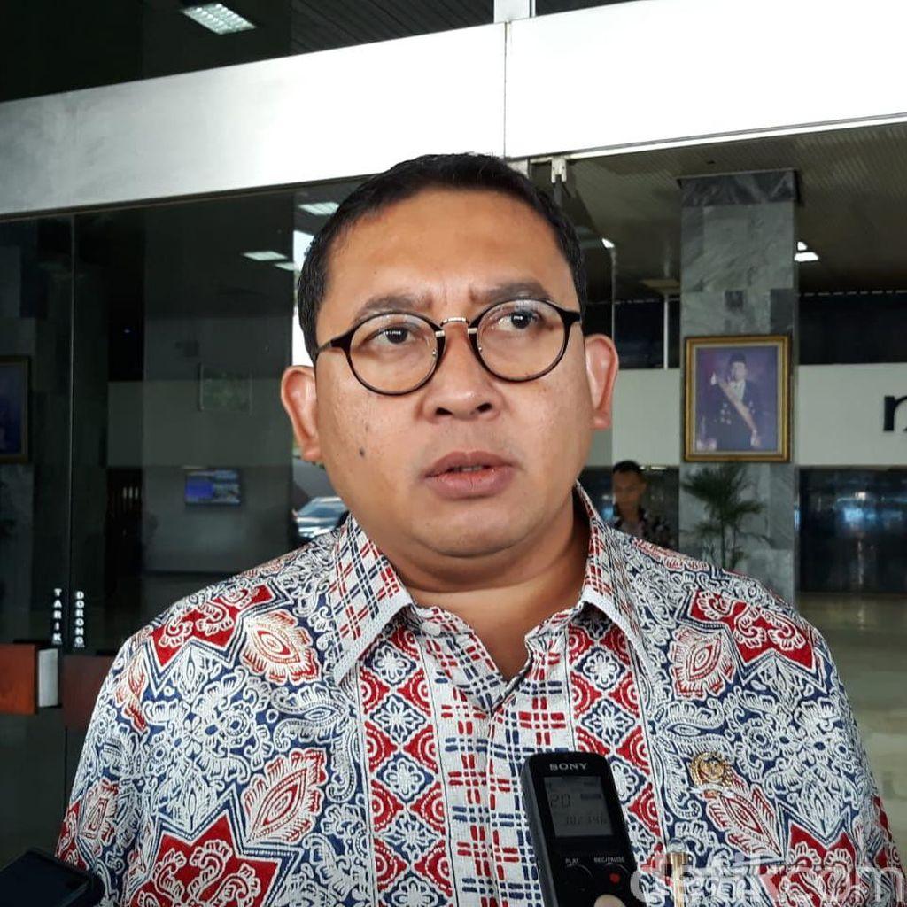 Tak Jadi Jubir Gerindra, Fadli Zon: Saya Juru Bicara Rakyat