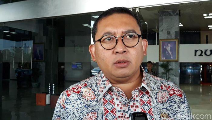 Wakil Ketua DPR-Fadli Zon/Foto: Fadli Zon (Tsarina/detikcom)