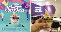 Lembut Kenyal, Soft Serve Ice Cream dengan Tambahan Boba