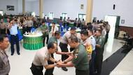 TNI-Polri di Jombang Bersatu Tangkal Upaya Adu Domba dan Kerusuhan