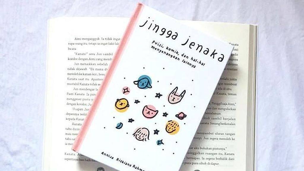 Rekomendasi Buku Pilihan Pekan Ini