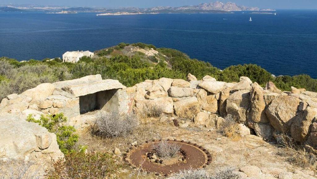 Kota Penuh Dosa di Bawah Laut Italia