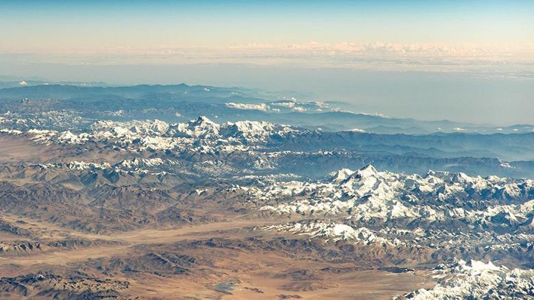 Gletser yang Mencair di Pegunungan Himalaya Capai 8 Miliar Ton Tiap Tahun