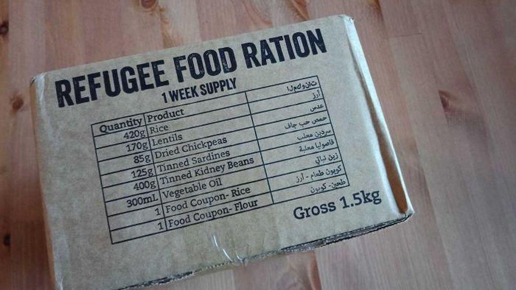 Hambar dan Tetap Lapar: Merasakan Makan Seperti Pengungsi Suriah di Yordan