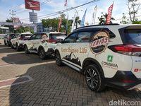 Fitur Mobil yang Penting untuk Touring Lintas Negara di Kalimantan