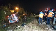 Kecelakaan di Tol Pejagan-Pemalang, 3 Tewas