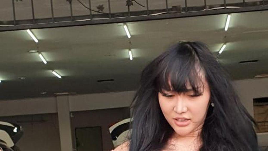 Lucinta Luna Gugup Akting Bareng Rio Dewanto di Bridezilla