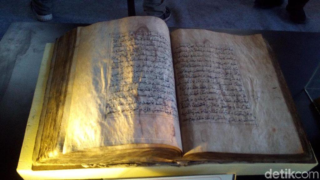 Keren! Museum-museum di Jateng Pamerkan Koleksinya di Kudus