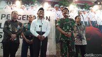 Panglima TNI-Mendikbud Teken Kerja Sama Bentuk Karakter Disiplin Siswa