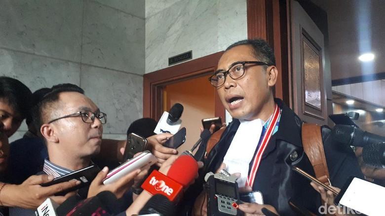 Tim Hukum Prabowo: Bila MK Sahkan Kecurangan, Produk KPU Invalid
