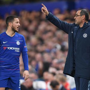 Di Chelsea, Metode Latihan Sarri Bikin Hazard Bosan