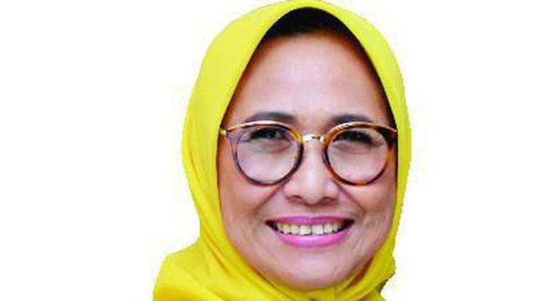 Beda dengan Dewan Pembina, Ketum KPPG Dukung Airlangga Pimpin Golkar Lagi