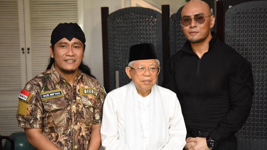 Dipanggil Ahmad Dedy Cahyadi, Deddy Corbuzier Masih Pilih Nama