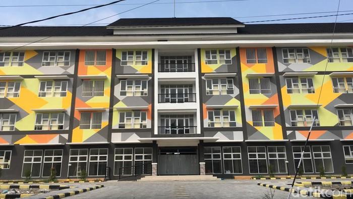 Rusunawa di Kota Mojokerto