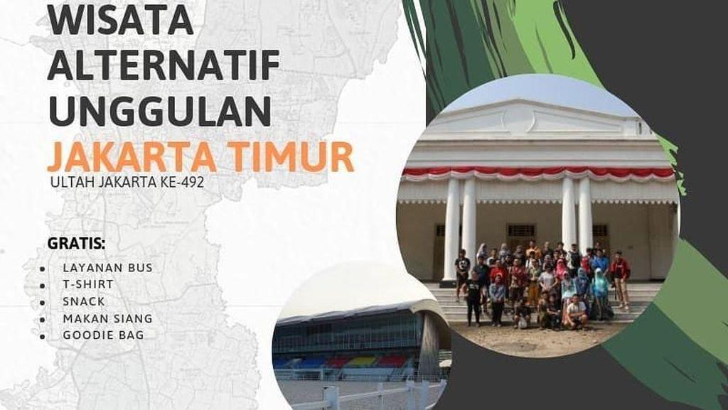 Maknai HUT ke-492 Jakarta dengan Napak Tilas Sejarah Sabtu Ini