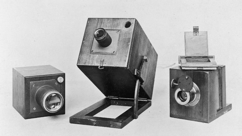 Melihat Jejak Evolusi Kamera dari Masa ke Masa