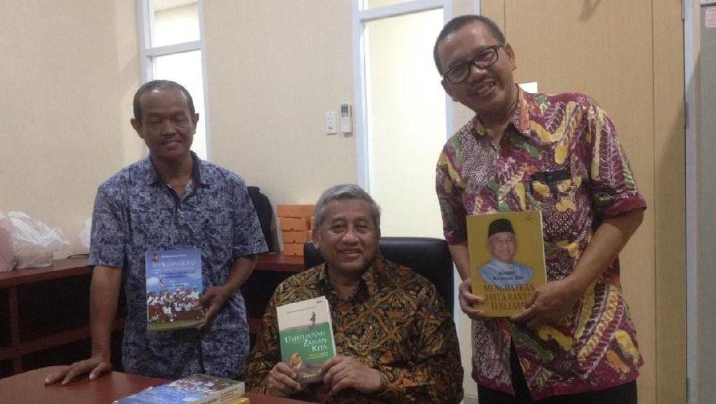Tandai 60 Tahun Perjalanan Hidup, Prof M Nuh Luncurkan 3 Buku