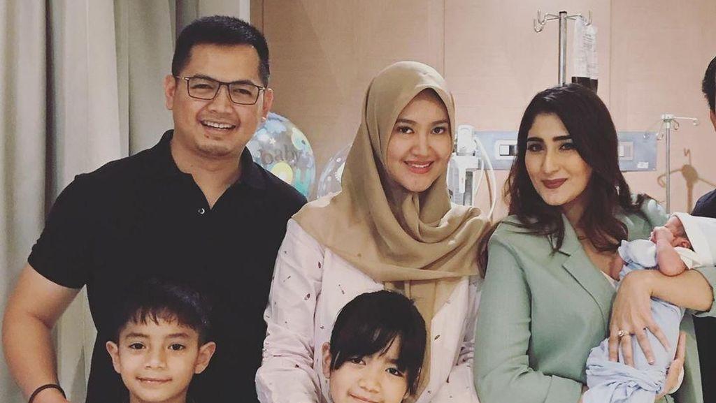Tommy Kurniawan Dikaruniai Anak Ketiga, Mantan Istri Ikut Bahagia