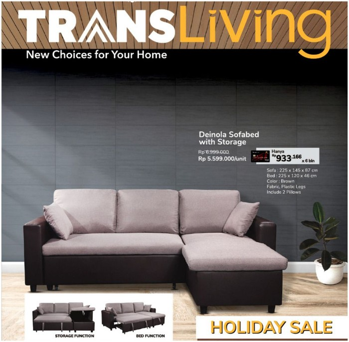 Foto: Trans Living Transmart Carrefour