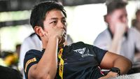 Tatap Balapan di Korsel, Rio Haryanto Berbenah Sejak Kualifikasi