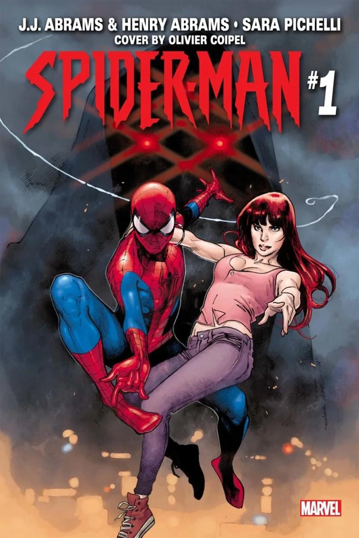 Rahasia Terkuak! JJ Abrams Tulis Komik Spider-Man Terbaru Bareng Putranya Foto: Marvel Comics/ Istimewa