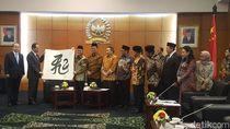 Zulkifli Terima Delegasi KRN Tiongkok, Bahas Kerja Sama-Kebebasan Beragama