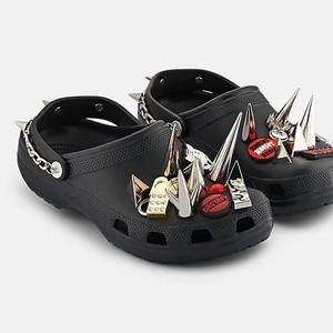 Crocs Rilis Ugly Shoes Bergaya Punk