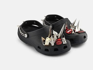 Crocs Rilis Ugly Shoes Bergaya Punk