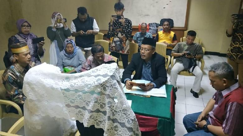 Salah Satu Tersangka Perusuh 22 Mei Menikah di Tahanan