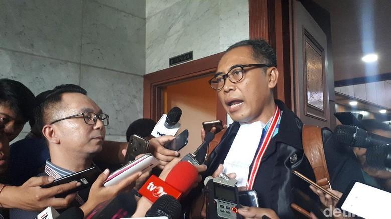 Tim Hukum Prabowo Ragukan Keterangan Saksi Kubu 01 di Sidang MK