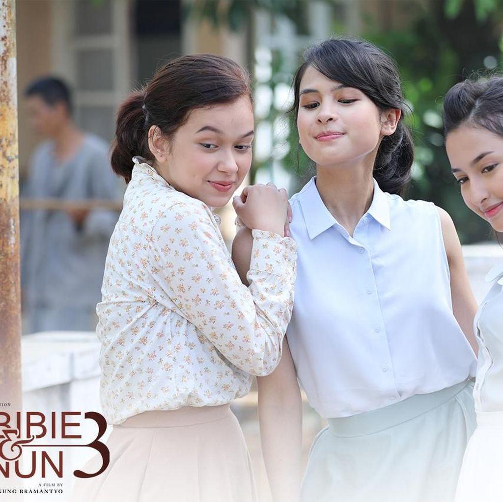 Eksklusif Behind The Scene Maudy Ayunda di Habibie & Ainun 3
