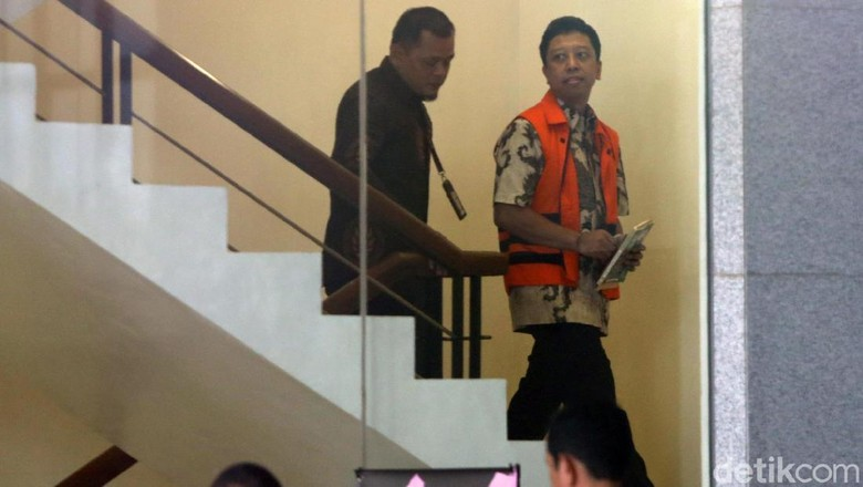 Pernah 3 Kali Dirawat ke RS, Rommy Kini Rajin Pingpong di Rutan KPK