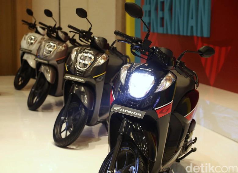 Honda Genio. Foto: Pradita Utama