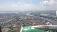 Penerbangan Citilink ke Kamboja (Ahmad Masaul/detikTravel)