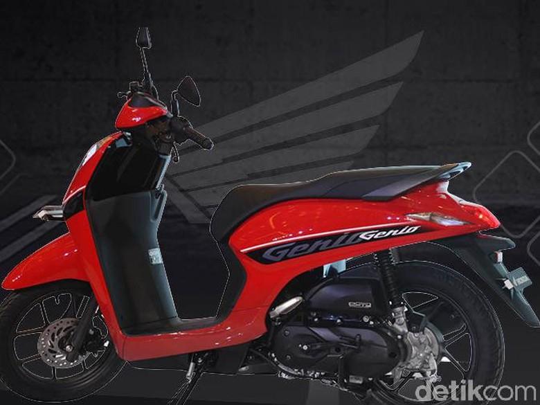 Honda Genio, Ini Spesifikasi dan Harganya/Foto: Fuad Hasim