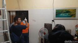 Polisi Selidiki Pelemparan Molotov di Rumah Warga Surabaya