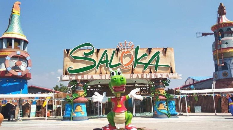 Saloka Theme Park: Harga Tiket dan Daftar Wahana /Foto: Kemenpar