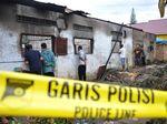 Satu Korban Pabrik Korek yang Terbakar di Langkat Dapat Santunan