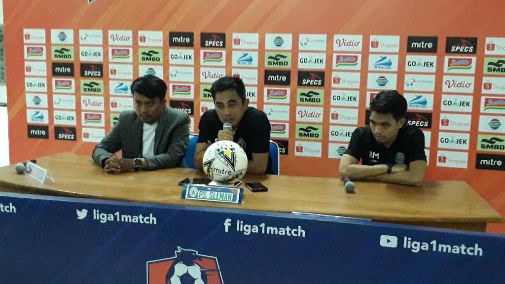 PSS Imbang Lawan Bhayangkara FC karena Kurang Kreativitas