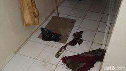 Rumah Warga Surabaya Dimolotov Orang Tak Dikenal