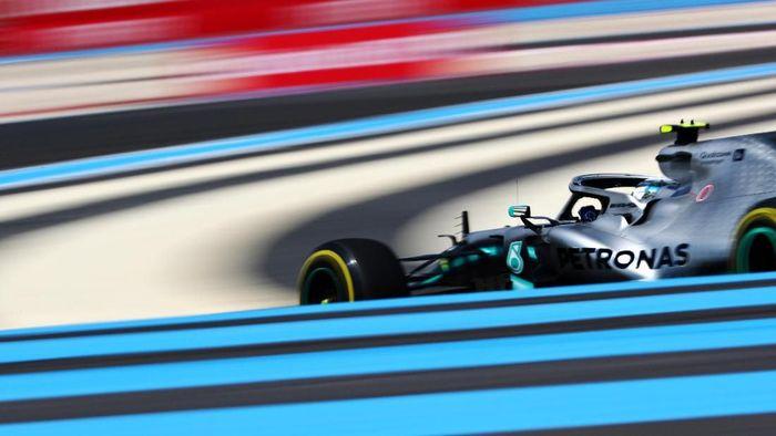 Valtteri Bottas tercepat di sesi latihan kedua GP Prancis. (Foto: Dan Istitene/Getty Images)