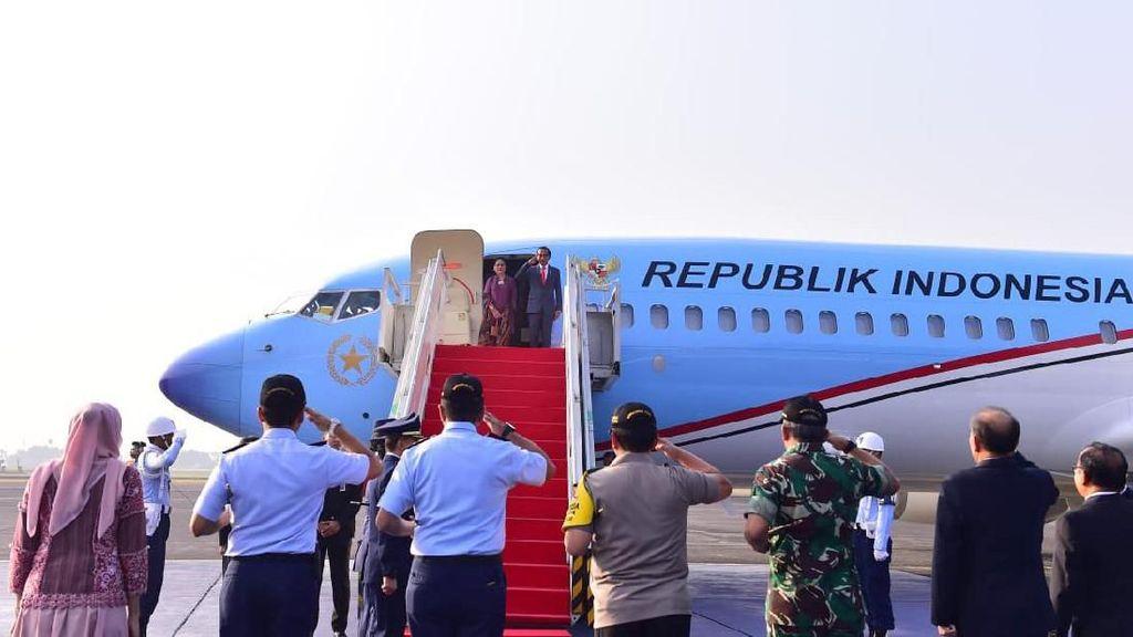 Jokowi Ingin ASEAN Kompak Hadapi Ketidakpastian Global