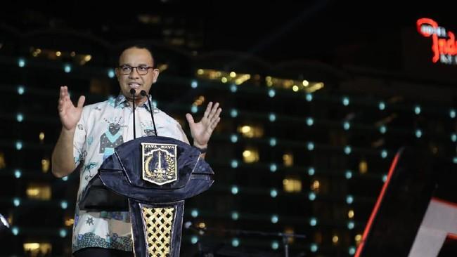 Gubernur DKI Jakarta Anies Baswedan/Foto: Pradita Utama/detikcom