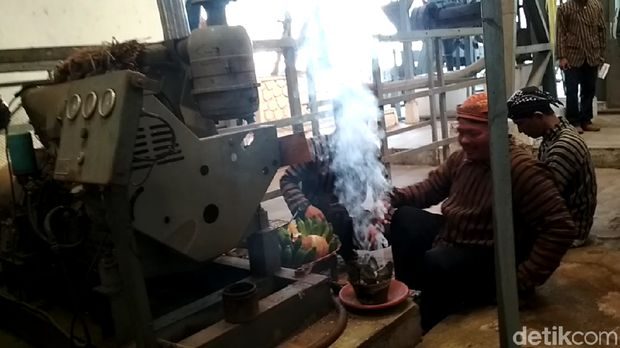 Tradisi manten kopi di Blitar/