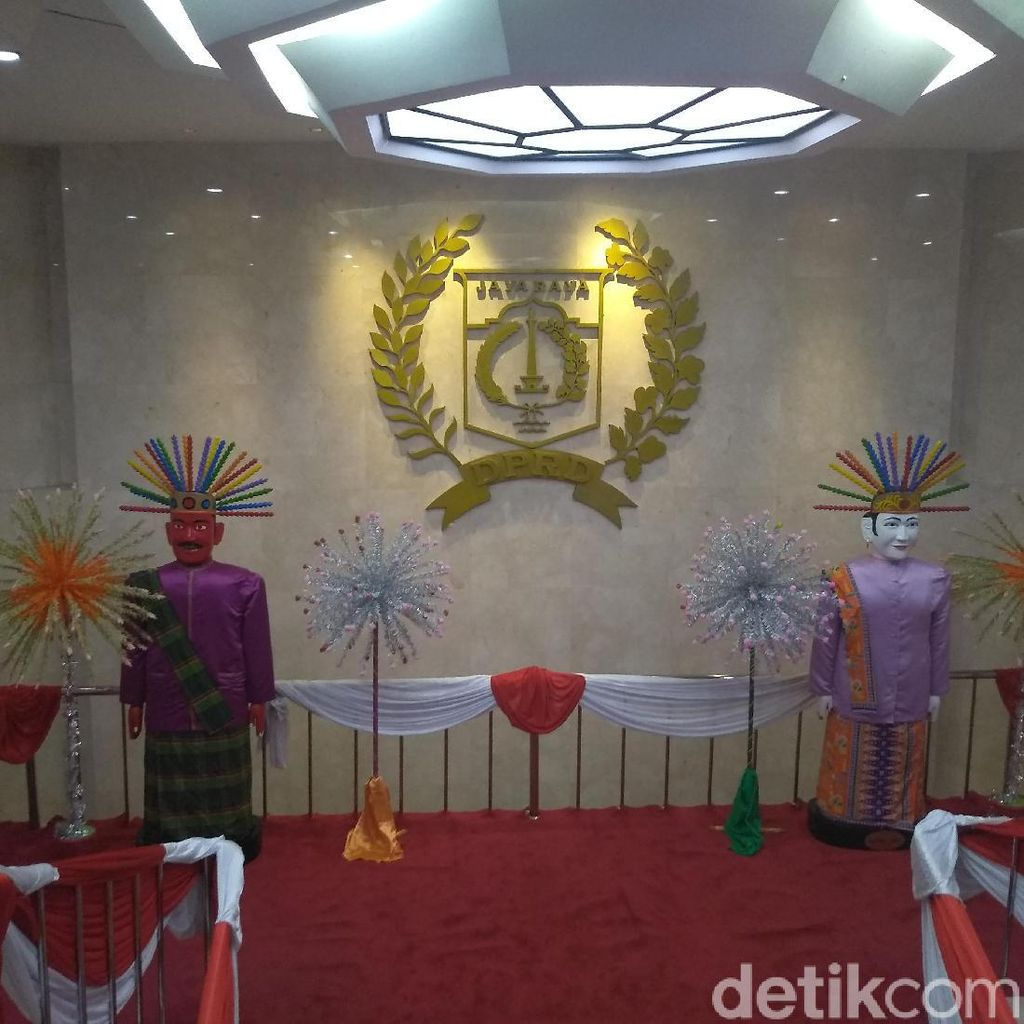 Sekwan Pastikan Pelantikan Anggota DPRD DKI Dilakukan Besok