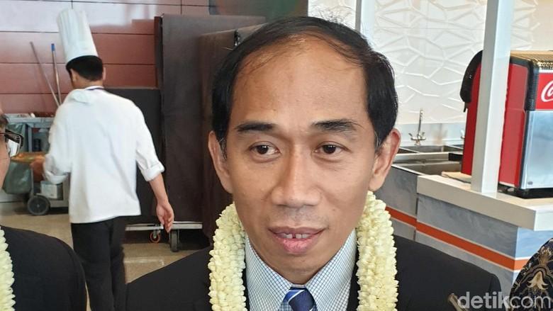VP President Corporate Startegy of Citilink, Heriyanto ( Masaul/detikcom)