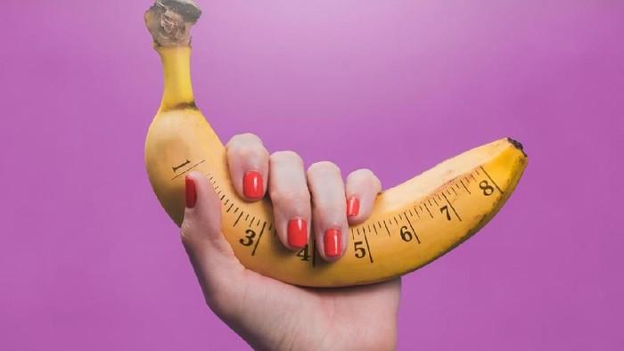 Banyak makan pisang ternyata baik untuk jantung (Foto: iStock)