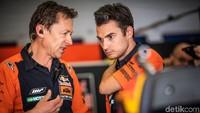 Proyek Menjanjikan KTM bersama Petrucci dan Pedrosa