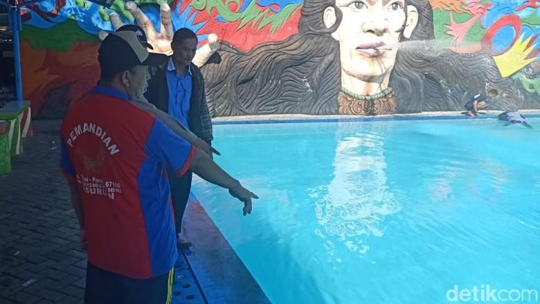 Dua Pelajar Tewas Tenggelam di Kolam Renang Pasuruan