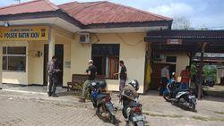 Polisi Amankan 4 Remaja yang Terlibat Penyerangan Polsek Batin XXIV